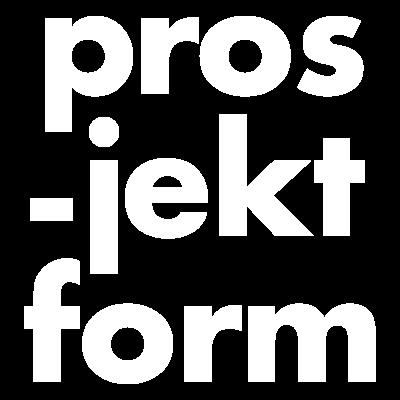 Prosjektform logo